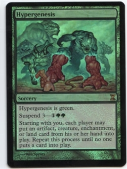 Magic the Gathering Time Spiral Single Hypergenesis Foil