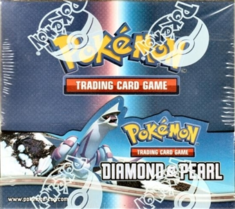 Pokemon Diamond & Pearl Booster Box