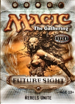 Magic the Gathering Future Sight Rebels Unite Theme Deck