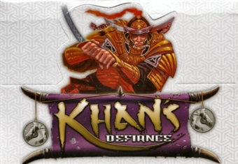 AEG Legend of the Five Rings Khan's Defiance Starter Box