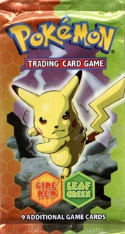Pokemon EX Fire Red Leaf Green Booster Pack (Lot of 12)