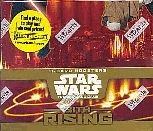 WOTC Star Wars TCG Sith Rising Booster Box