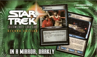 Decipher Star Trek In a Mirror Darkly Booster Box