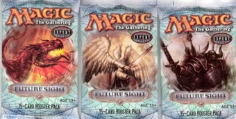 Magic the Gathering Future Sight Booster Pack