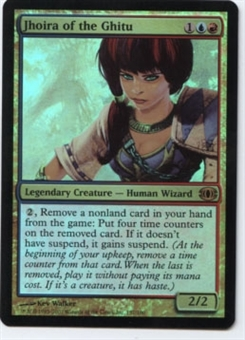 Magic the Gathering Future Sight Single Jhoira of the Ghitu Foil