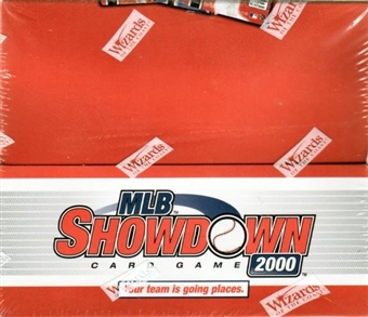 WOTC MLB Showdown 2000 Baseball Booster Box