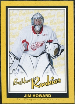 2005/06 Upper Deck Beehive Rookie #119 Jim Howard RC