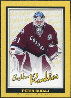 2005/06 Upper Deck Beehive Rookie #123 Peter Budaj RC