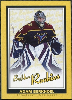 2005/06 Upper Deck Beehive Rookie #173 Adam Berkhoel RC