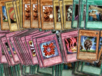 Yu-Gi-Oh Random 200 Card Common Lot