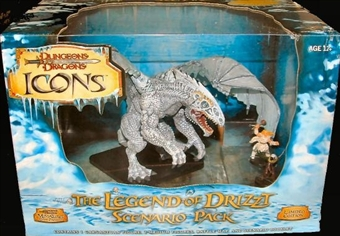 WOTC Dungeons & Dragons Miniatures Legend of Drizzt Scenario Pack (Box)