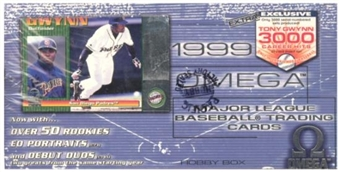 1999 Pacific Omega Baseball Hobby Box
