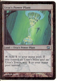 Magic the Gathering 8th Edition Single Urza's Power Plant Foil