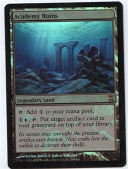 Magic the Gathering Time Spiral Single Academy Ruins Foil