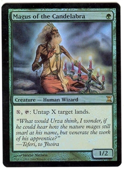 Magic the Gathering Time Spiral Single Magus of the Candelabra Foil