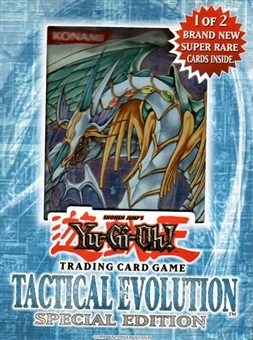 Upper Deck Yu-Gi-Oh Tactical Evolution Special Edition Deck