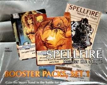 TSR Spellfire Set 1 Booster Box