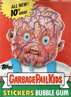 Garbage Pail Kids Series 10 Wax Box (1985-88 Topps)