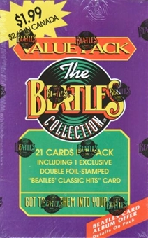 The Beatles Collection Jumbo Box (1993 River Group)