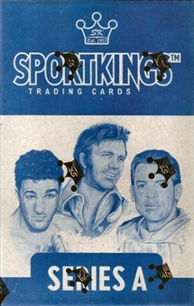 2007 Sport Kings Series A Hobby Box