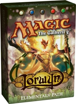 Magic the Gathering Lorwyn Elementals Path Precon Theme Deck