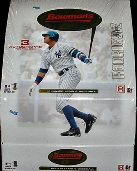 2007 Bowman's Best Baseball Hobby Box