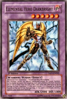 Yu-Gi-Oh Tactical Evolution Single Elemental Hero Darkbright Ultra Rare