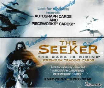 The Seeker: The Dark is Rising Hobby Box (2007 InkWorks)