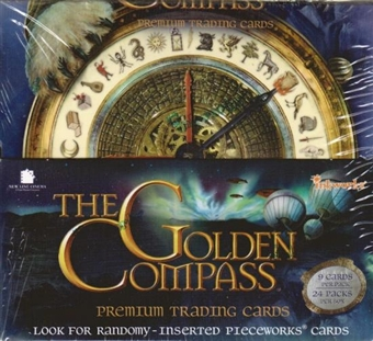 The Golden Compass Hobby Box (2007 InkWorks)
