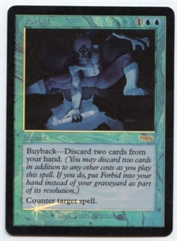 Magic the Gathering Promo Single Forbid Foil (DCI)