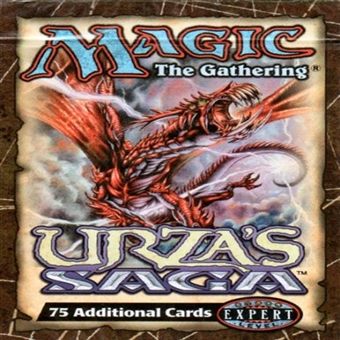 Magic the Gathering Urza's Saga Tournament Starter Deck