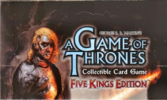Fantasy Flight Games A Game of Thrones Five Kings Edition Booster Box