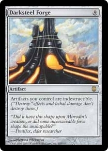 Magic the Gathering Darksteel Single Darksteel Forge - NEAR MINT (NM)