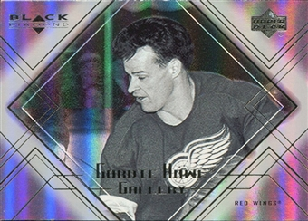 1999/00 Upper Deck Black Diamond Gordie Howe Gallery #GH2