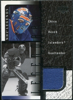 2000/01 Upper Deck Legends Legendary Game Jerseys #JCR Chico Resch