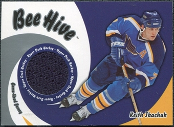 2003/04 Upper Deck Beehive Jerseys #JT10 Keith Tkachuk