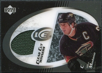 2003/04 Upper Deck Ice Clear Cut Winners #CCMM Mike Modano