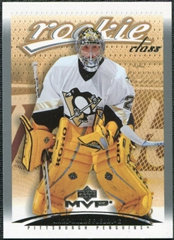 2003/04 Upper Deck MVP #461 Marc-Andre Fleury RC
