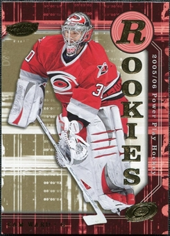 2005/06 Upper Deck UD PowerPlay #158 Cam Ward