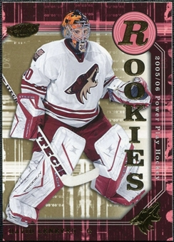 2005/06 Upper Deck UD PowerPlay #159 David Leneveu