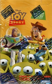 Toy Story Series 2 Hobby Box (1996 Skybox)