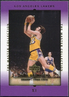 2000 Upper Deck Lakers Master Collection #11 Gail Goodrich /300