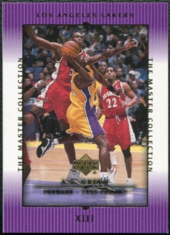 2000 Upper Deck Lakers Master Collection #13 A.C. Green /300