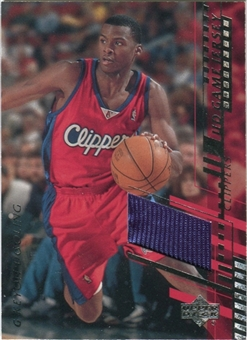 2000/01 Upper Deck Game Jerseys 2 #KDH Keyon Dooling