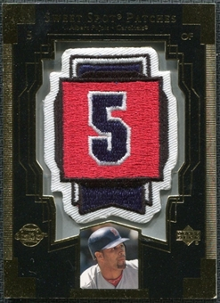 2003 Upper Deck Sweet Spot Patches #AP1 Albert Pujols