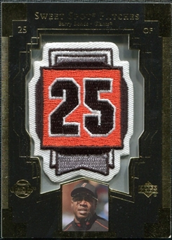 2003 Upper Deck Sweet Spot Patches #BB1 Barry Bonds