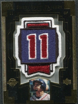2003 Upper Deck Sweet Spot Patches #GS1 Gary Sheffield