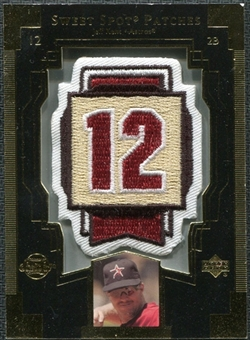 2003 Upper Deck Sweet Spot Patches #JK1 Jeff Kent