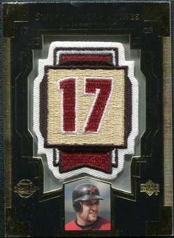 2003 Upper Deck Sweet Spot Patches #LB1 Lance Berkman