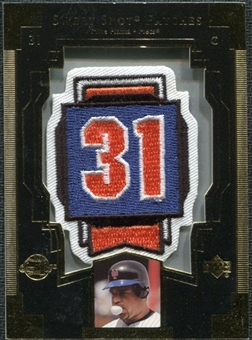 2003 Upper Deck Sweet Spot Patches #MP1 Mike Piazza